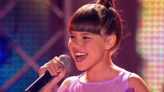 Катя Манешина Любовь спасет этот мир Национальный отбор конкурса Детское Евровидение 2016