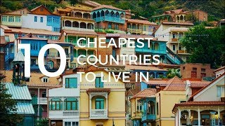 Top 10 Cheapest Countries To Live In The World | 2018 | IN HINDI