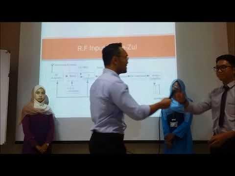 fm receiver circuit explanation