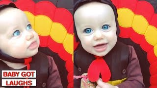 10 Minutes of Halloween Babies | Funny Baby Compilation