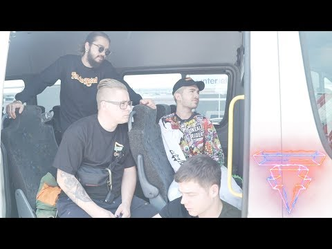 EP04 - Viva Los México  - Tokio Hotel TV 2020 Official