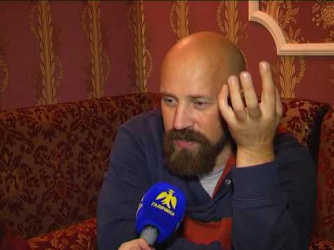 Поговоримо про музику. Лідер гурту Ot Vinta Юрій Журавель.