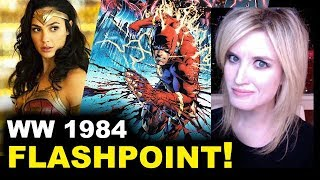 Wonder Woman 1984 FLASHPOINT - DCEU Reboot