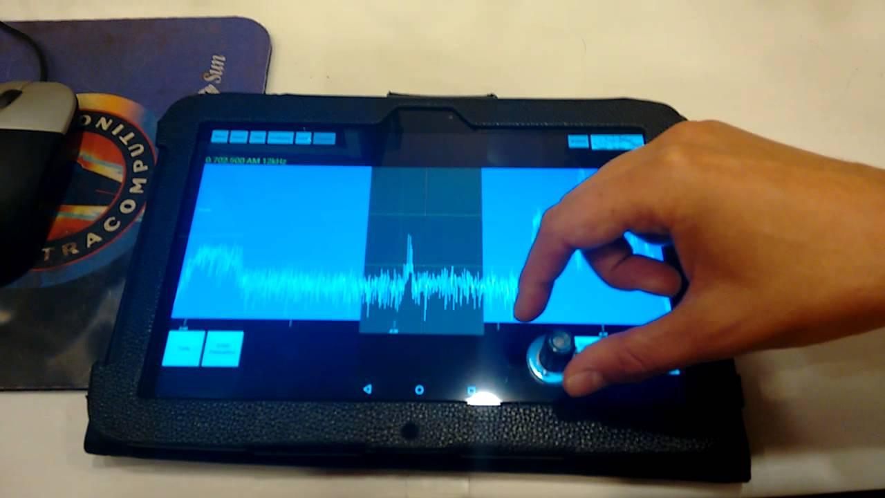 Using stiky control knobs for OpenHPSDR - Tuna DJ Gear