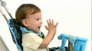 Велосипед Smart-Trike™ Dream c New Touch-Steering™ Technology!(Велосипед Smart Trike Dream 4 в 1 - новинка 2013 года. Стильный дизайн и модные расцветки, а также новейшая разработка..., 2013-02-27T17:53:56.000Z)