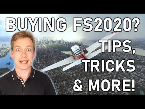 Flightsim for Dummies: 7 Things to Know Before Buying FS2020!
