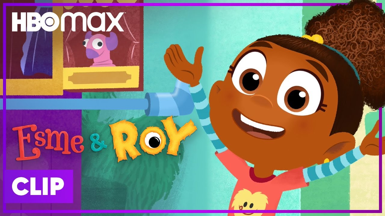 Download Esme & Roy | Snugs' & Tillie's New Show 🎤 (Clip) | HBO Max Family