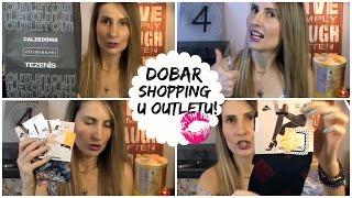 Dobar shopping u outletu! (Calzedonia, Intimissimi, Tezenis)