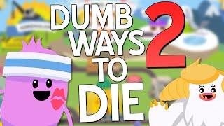Dumb Ways to Die 2 - ИСПЫТАНИЕ ЩЕКОТКОЙ!