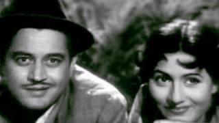 Ab To Jee Hone Laga - Shamshad Begum, Madhubala, Mr. and Mrs. 55 Song