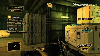 Deus Ex: Human Revolution Walkthrough - Smash the State and Lucky Guess (2 of 2) [HD]