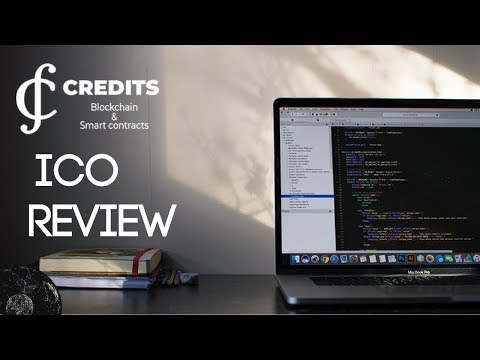 Credits (CS) | Lightning Fast Blockchain & Autonomous Smart Contracts (ICO Review)