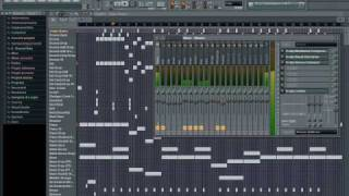 The Game - LAX Files (FL Studio Remake by Varun)