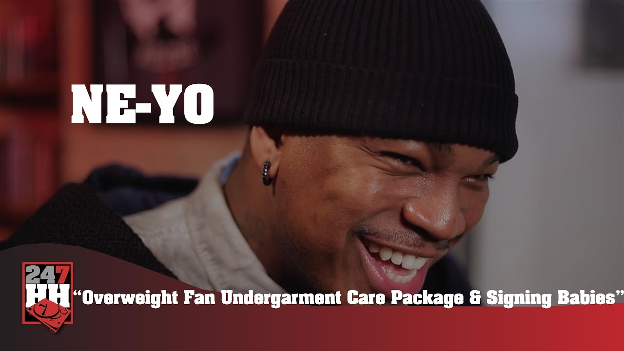 Download Ne-Yo - Overweight Fan Undergarment Care Package & Signing Babies (247HH Wild Tour Stories)