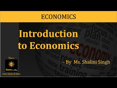 Download Introduction to Economics(B.A. M.A., B.com, BBA) by Shalini Singh, Biyani Group of Colleges