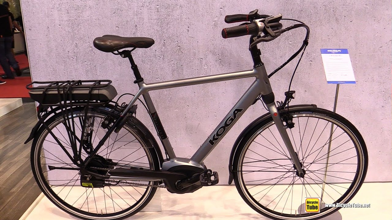 2017 koga e nova nuvinci bike walkaround 2016 eurobike. Black Bedroom Furniture Sets. Home Design Ideas