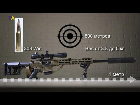 Украинские винтовки для