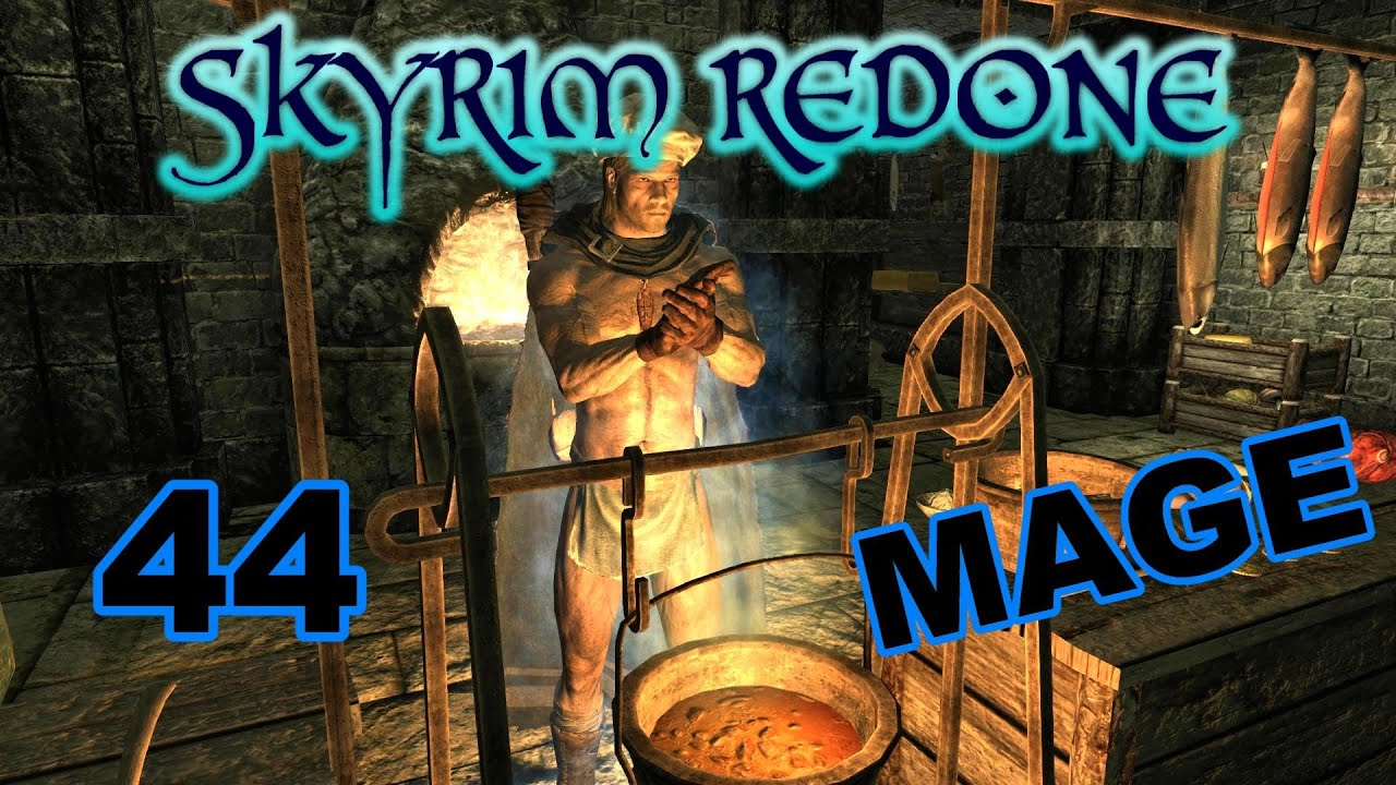 skyrim mage skyre part 44 hell s kitchen youtube
