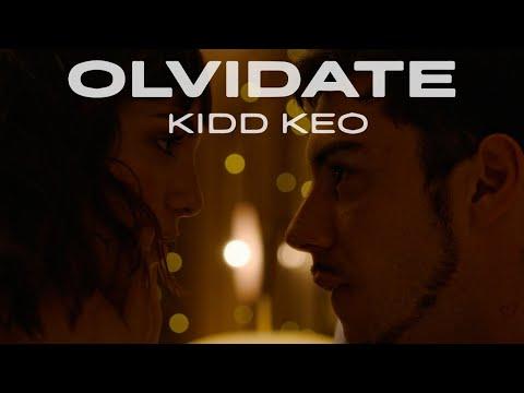 Смотреть клип Kidd Keo - Olvídate