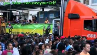 "Notting Hill Carnival 2013 (Rihanna ""We Found Love"" watch crowd) London W10"