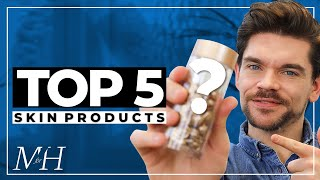 The Best Men's Skincare Products Of 2019   My Most Used!