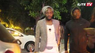 WINKY D LIVE IN CYPRUS ( ARRIVAL)