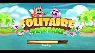 Solitaire Game TriPeaks - Free Solitaire Card Games screenshot 4