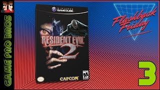 Resident Evil 2 (Gamecube) #3 - The Uniporn Medallion - Flashback Friday