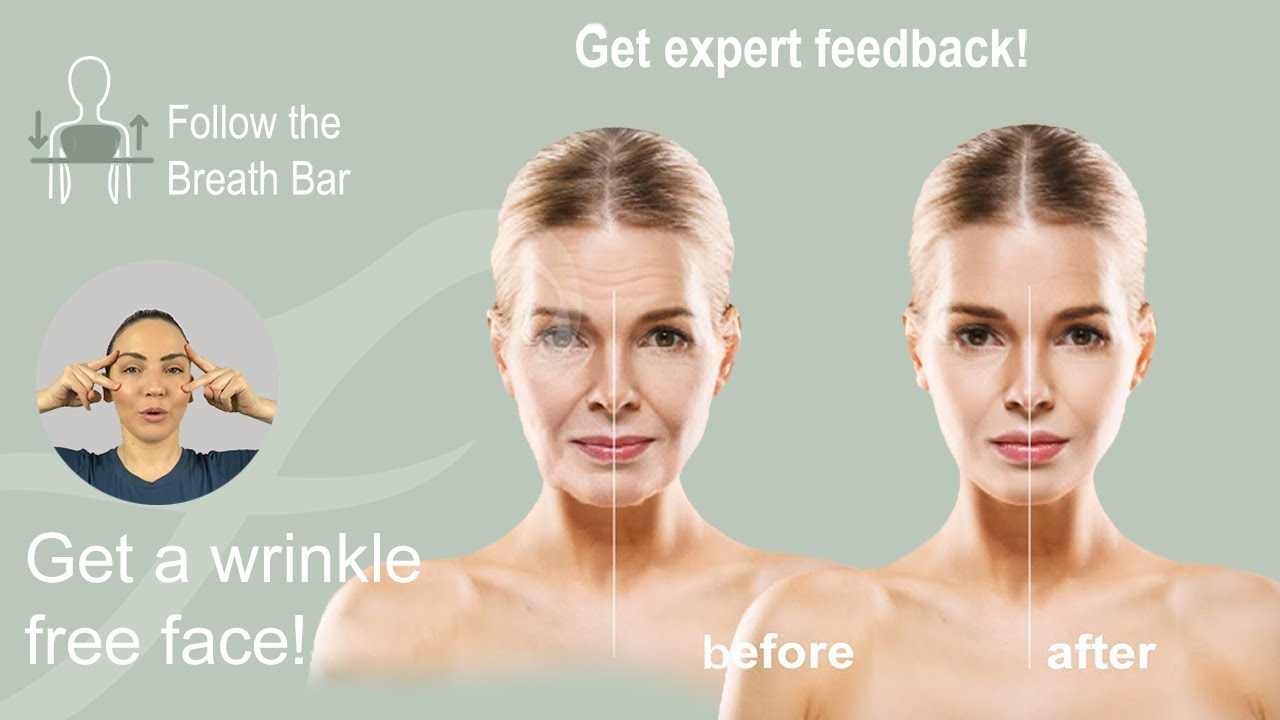 Facial Exercises For Crow's Feet Around Eyes   Get Rid of Crows Feet