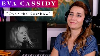 """Eva Cassidy """"Over the Rainbow"""" REACTION & ANALYSIS by Vocal Coach / Opera Singer"""