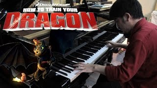 Test Drive - How To Train Your Dragon OST - Epic Piano Solo | Leiki Ueda