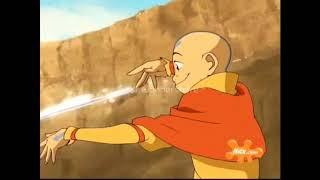 The last airbender# katara teach aang the water bending# Animation hero's