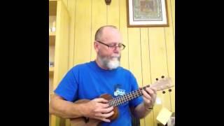 Acacia concert uke by Islander