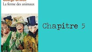 La Ferme des Animaux (Orwell) - Chapitre 5