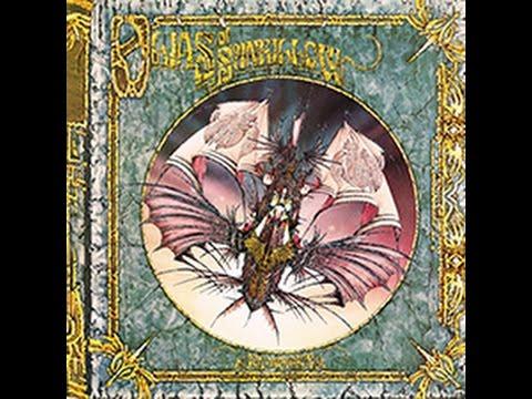 Dance Of Ranyart  / Olias To Build The Moorglade   Jon Anderson   Olias Of Sunhillow   Atlantic LP