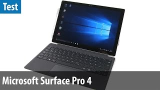 Microsoft Surface Pro 4 im Test | deutsch / german
