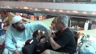 Edip Yuksel (E) Random Pakistani at Dubai Airport TÜRKÇE ALTYAZILI