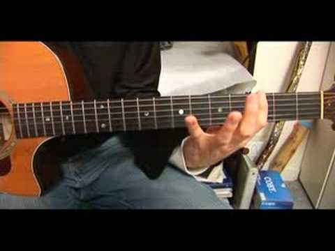 Guitar Music Theory : Guitar Music Theory: Minor 3rd Interval
