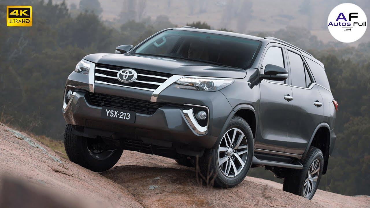 Toyota SW4 2020 | Revisión Completa en 4K
