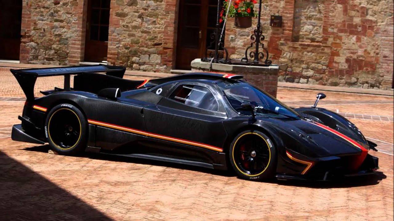 Pagani Zonda Revolucion 6.0 Mercedes-Benz AMG V12 800 cv 74,5 mkgf