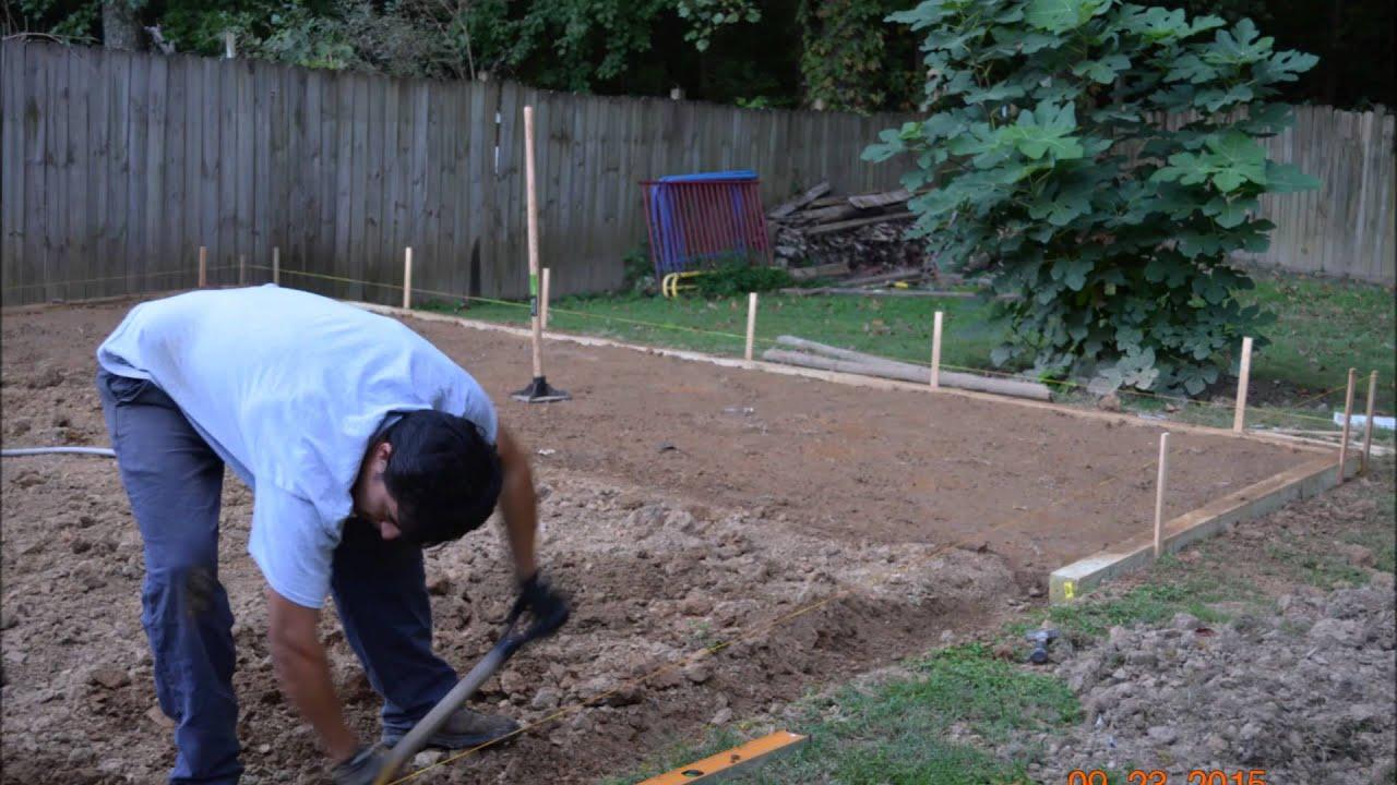 Como nivelar un terreno diseo y construccin de oficinas for Como nivelar un piso de tierra