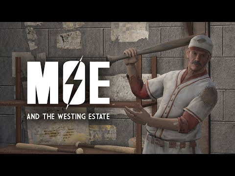 Moe Cronin and the Westing Estate  Plus, Whose Signatures Are On the Ball?  Fallout 4 Lore