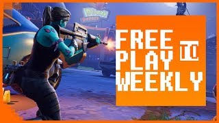 Free to Play Weekly – Fortnite: Battle Royale Tops PUBG In The United States! Ep 300