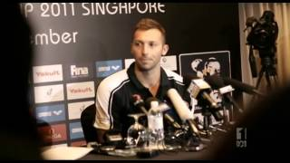 Ian Thorpe - The Swimmer
