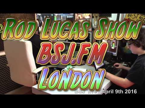 Best Smooth Jazz Host Rod Lucas (9th April 2016)