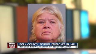 School employee arrested after striking disabled student in the face
