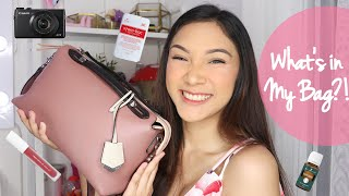 Whats in my bag vogue