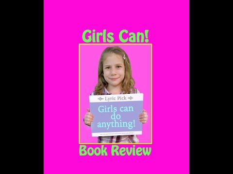 Girls Can! Book Review.  A Wrinkle in Time by Madeleine L'Engle