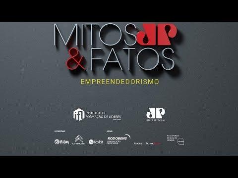 AO VIVO: Fórum Jovem Pan Mitos & Fatos - Empreendedorismo
