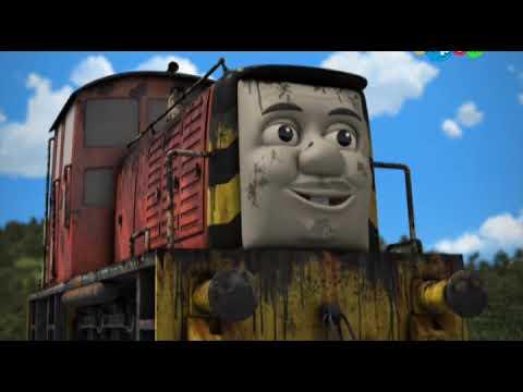 Томас и его друзья 17 сезон серия 21  Солти едет к морю